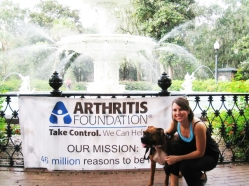 savannah arthritis walk