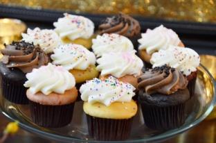 mini cupcakes {Ooh La La}