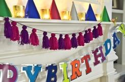birthday mantle