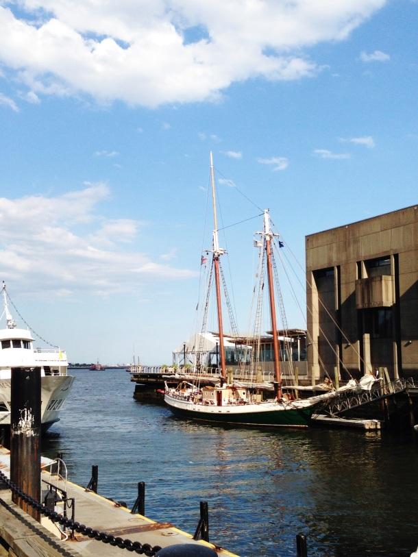 day three.harbor