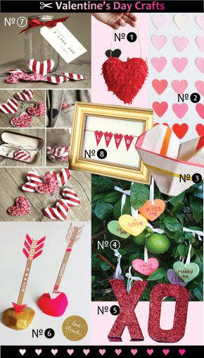 Valentine DIY: Part 1