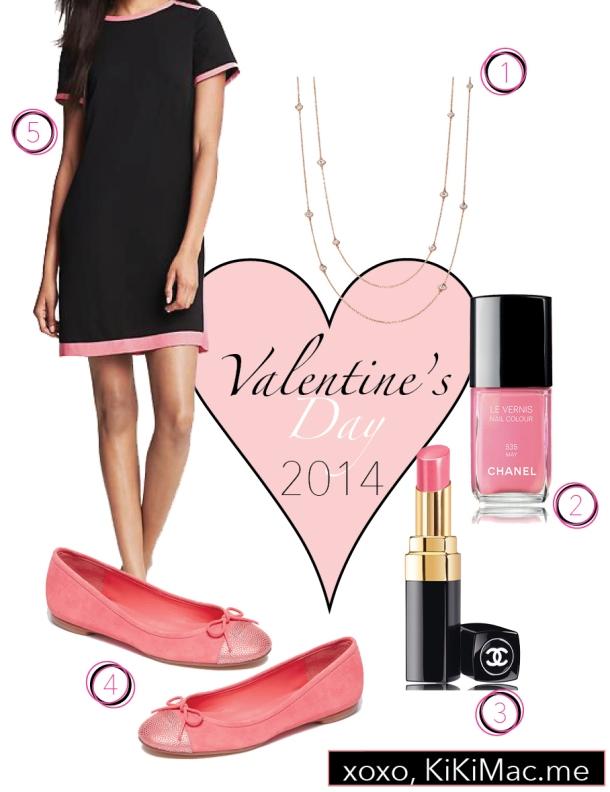 Valentine's Day Outfit //KiKiMac.me