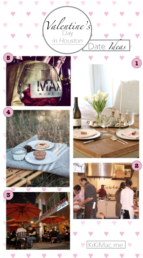 Valentine's Day Date Ideas // Houston