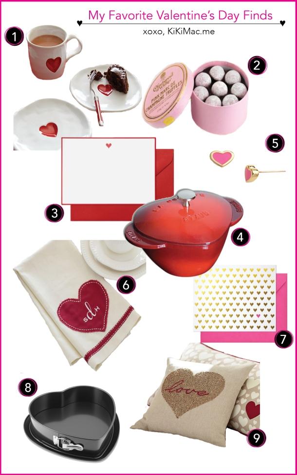 KiKiMac: Favorite Valentine's Day Finds
