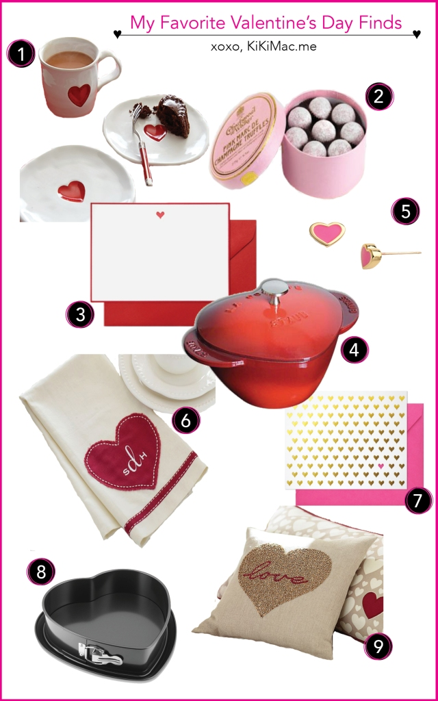 KiKiMac: Favorite Valentine's Day Finds