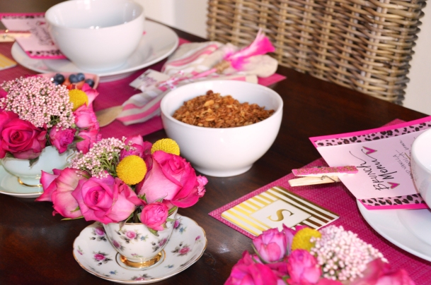 Galentine's Day Table