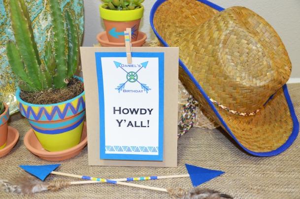 Howdy Yall