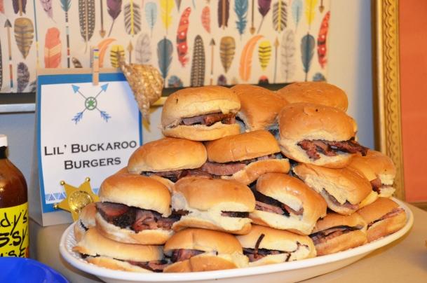 Lil Buckaroo Burgers