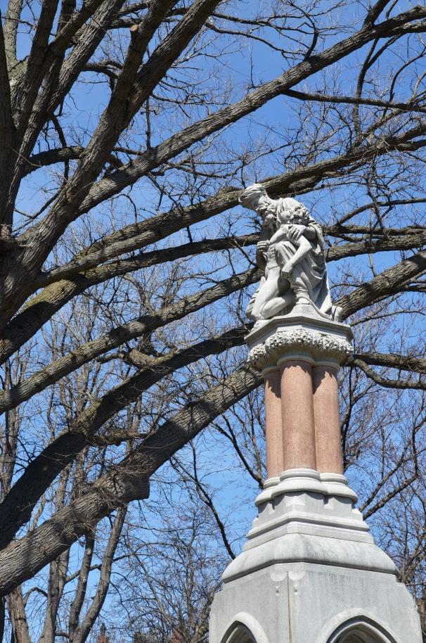BC statue