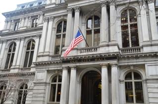 City Hall upclose