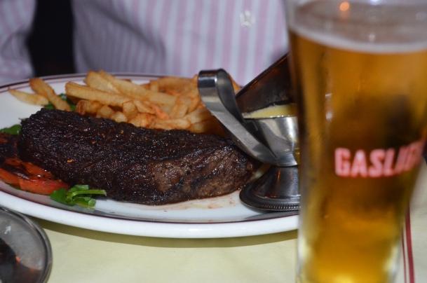 Gaslight steak frites