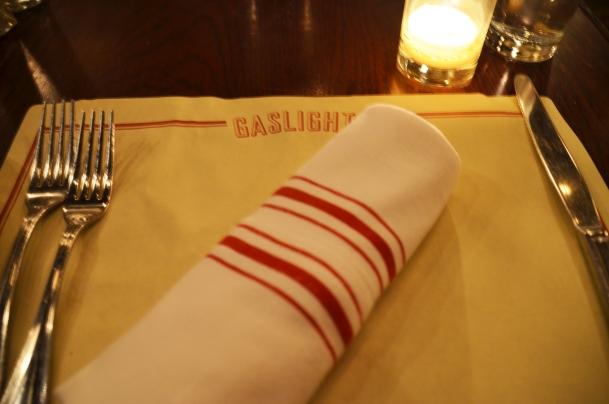 gaslight table