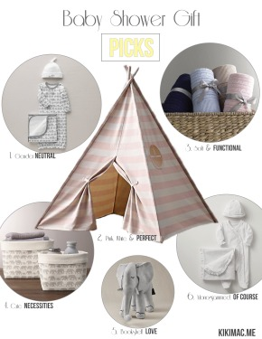 Baby Shower Gift Picks